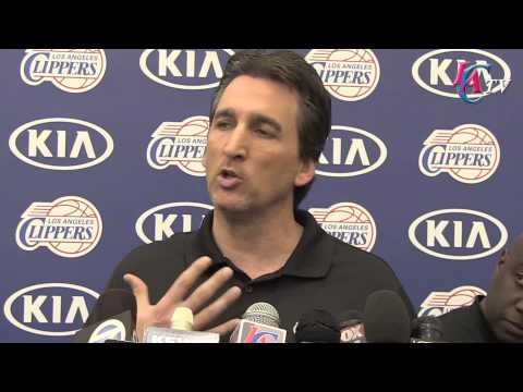 Vinny Del Negro on Clippers Season