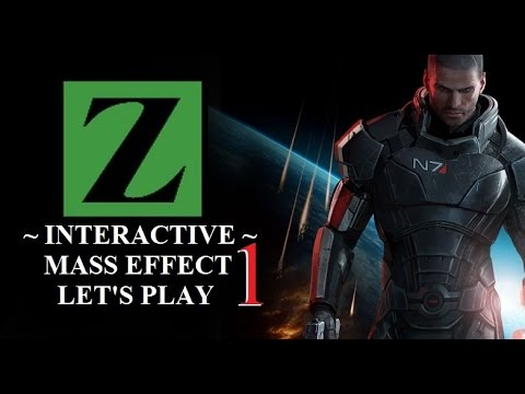 Mass Effect - INTERACTIVE LET'S PLAY! - Adventure Time's!