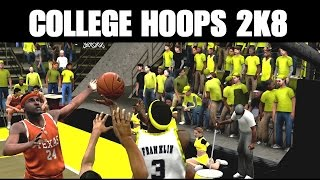 COLLEGE HOOPS 2K8 LEGACY - SAU BASKETBALL CREATION