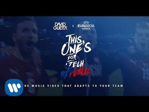 David Guetta ft. Zara Larsson - This One's For You Czech Republic (UEFA EURO 2016™ Official Song)