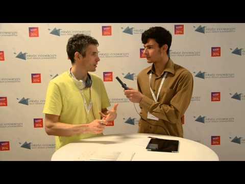 IV Młodzi Innowacyjni: Marcin Beme