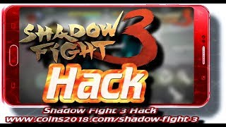Shadow Fight 3 Hack GENERATE 999.999 GOLD and GEMS apk/ios