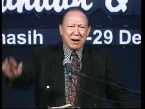 Sumber Iman oleh Pdt. Stephen Tong GRII Kemayoran