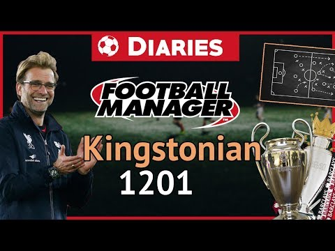 FM18 Kingstonian Diaries - Swallow the Pill Football Manager 2018