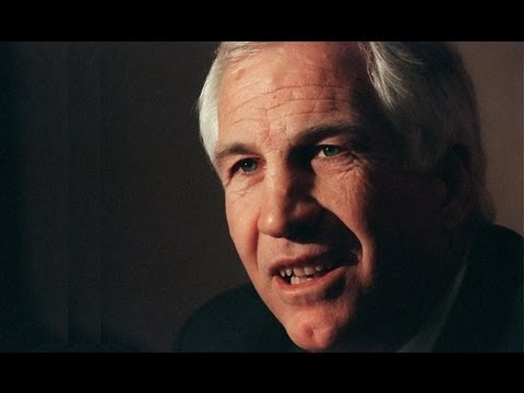 Jerry Sandusky Interview; Tells NBC's Bob Costas He Is Innocent of Sex Crime Charges