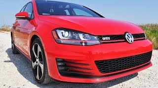 Road Test Review - 2015 Volkswagen GTI
