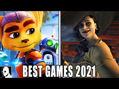 Die BESTEN Spiele 2021 (Bis jetzt)