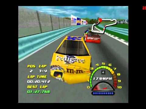 Nascar 2000 a Race at Watkins