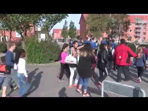 Åbnings march med Nakskov Garden