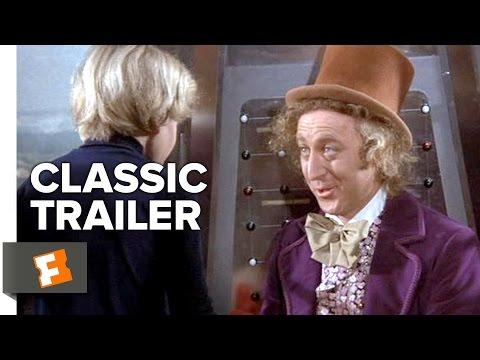 Willy Wonka & The Chocolate Factory (1971) Official Trailer - Gene Wilder, Roald Dahl Movie HD