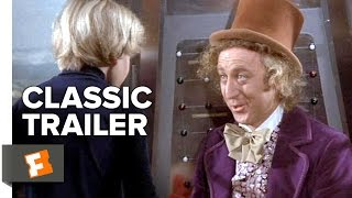 Willy Wonka & The Chocolate Factory (1971) Official Trailer - Gene Wilder, Roald Dahl Movie HD