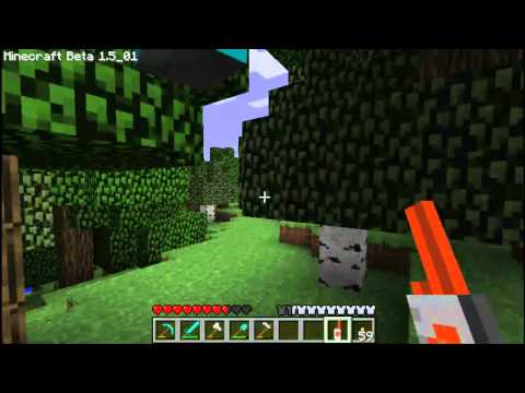 Minecraft Survival - Luck Redeemed