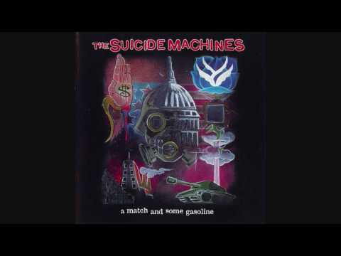 Suicide Machines - Bone To Ashes