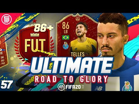 86+ CHAMPS UPGRADE SBC!!!! ULTIMATE RTG #57 - FIFA 20 Ultimate Team Road to Glory