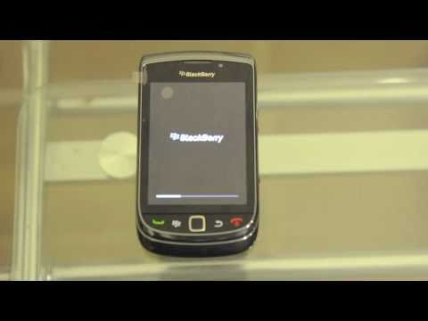 Blackberry Torch 9800 Unboxing (HD)