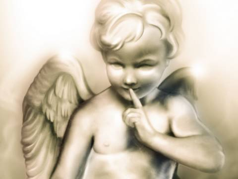 0 Digital Painting  Tutorial 09 : How to draw a stone angel