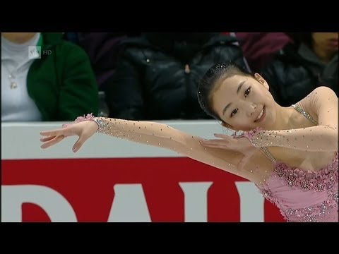 Zijun LI  - 2013 World Figure Skating Championships - Free Skating - Real HD video