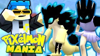 Pixelmon Mania - ULTRA POKEMON! (Minecraft Pixelmon Roleplay) #4