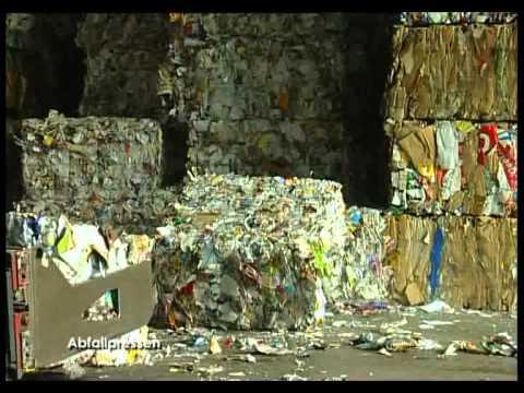 Abfallpressen - Alltag eines Entsorgers