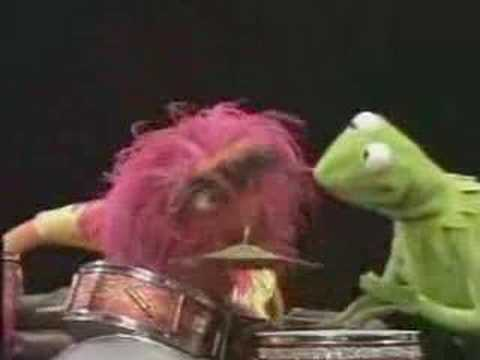 ANIMAL - MUPPET SHOW