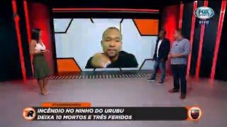 SAMIR CONCEDE ENTREVISTA EXCLUSIVA NO TARDE REDONDA