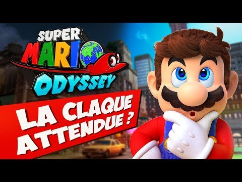 SUPER MARIO ODYSSEY : Le grand Mario tant attendu ?   GAMEPLAY FR