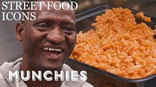 The Nigerian Jolloff Rice Food Truck of Midtown Manhattan - Street Food Icons