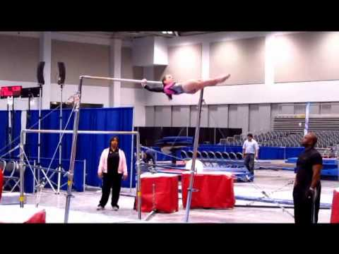 Elizabeth Gymnastics Va Beach 2-20-11