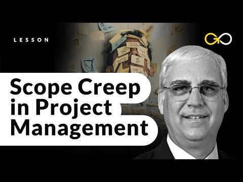 project creep Managing scope creep is not easy but it is part of project management use the steps mentioned to avoid or control scope creep and be in better control of the project.