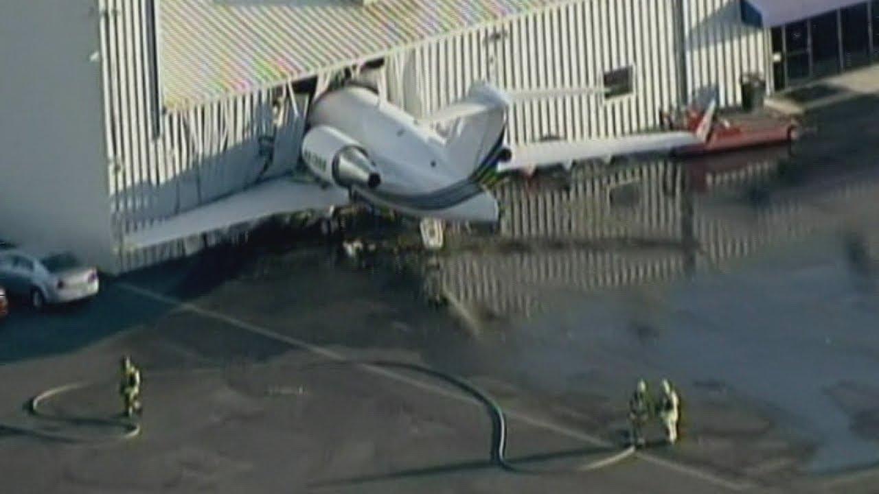 Chino California Airport Test in Chino California