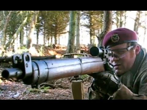 Airsoft Lee Enfield. M14. MP40