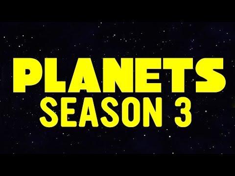 PLANETS SEASON 3 TRAILER