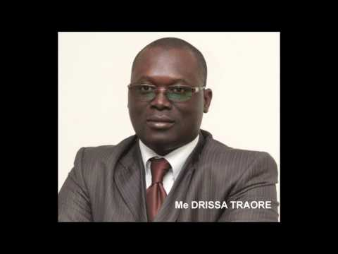 INRI RADIO JacquesRogerShow   COTE D'IVOIRE  Invite Me Drissa Traore 19 01 13 PARTII
