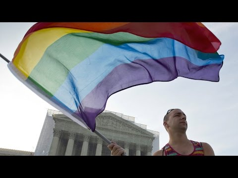 The First Big Win For Gay Marriage In 2015. SCOTUS Overturns Alabama's Courts