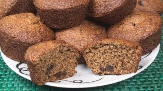 Homemade Bran Muffin Recipe