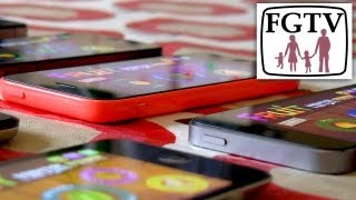 iPhone 5s Real Time Battery Test Vs iPhone 5, iPhone 4s, iPhone 3g, iPad, iPod Touch