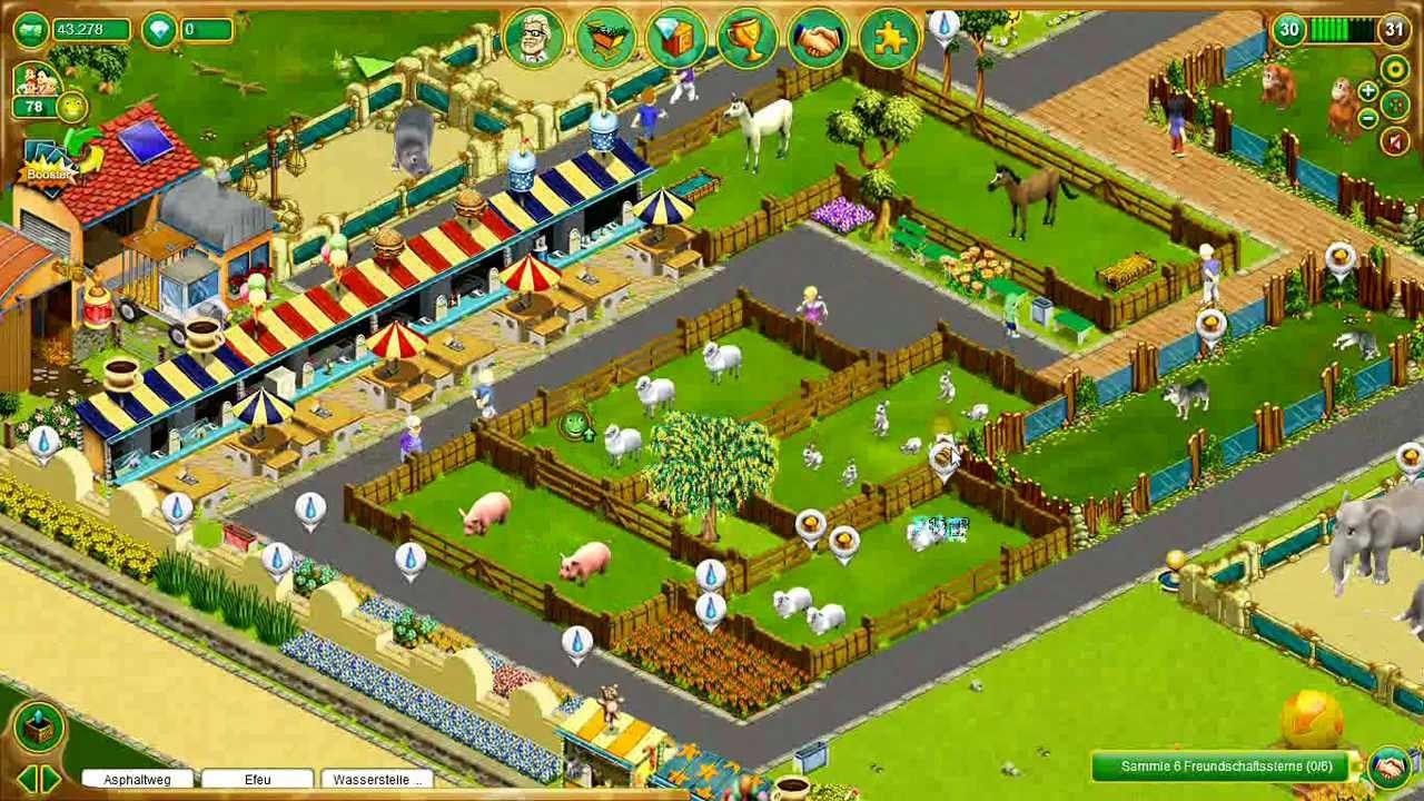 free zoo spiele