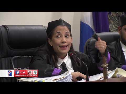 Continuación del juicio de fondo en caso Emely Peguero - 17/18/2018