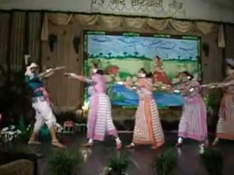 Bangla Folk Dance, Song - Chhata Dhoro Re Dewra video