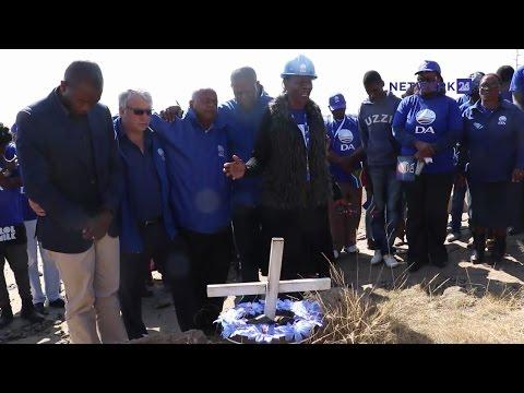 Marikana die grootste tragedie van post-apartheid SA
