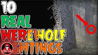 10 REAL Werewolf Sightings - Darkness Prevails