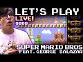 Let S Play Super Mario Bros LIVE W FULL ORCHESTRA Ep 1 mp3