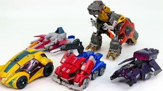 Transformers Fall of Cybertron Optimus Prime Bumblebee Grimlock Starscream Shockwave Vehicle Car Toy