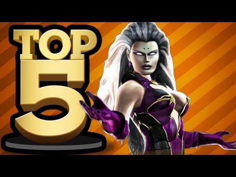 TOP 5 WORST VIDEO GAME MOMS