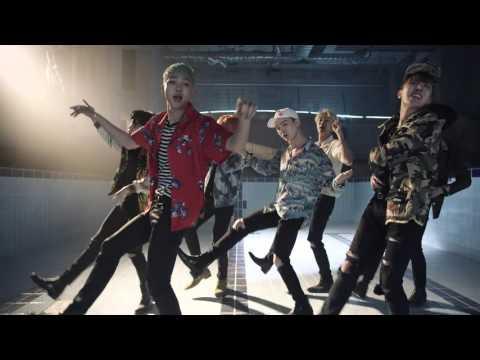 BTS (방탄소년단) '불타오르네 (FIRE)' Official MV (Choreography Version)