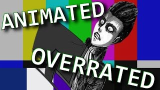 Animated, Overrated [Best Parody and Fan Favorite - Anime California 2014]