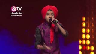 Vishwaprasad Sings Rang De Basanti | Sneak Peek | Semi-Final | The Voice India Kids | Sat-Sun 9 PM