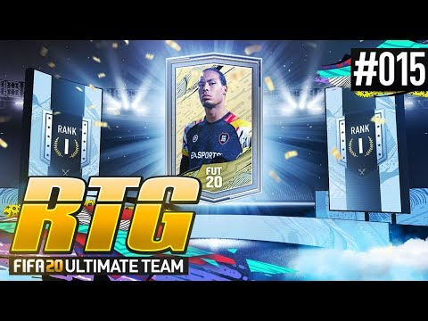 RANK 1 RIVALS REWARDS w/ IN-FORM WALKOUT! - #FIFA20 Road to Glory! #15 Ultimate Team