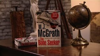 Mel McGrath On Inspiration Behind 'The Bone Seeker' – Teaser for Book Break 7