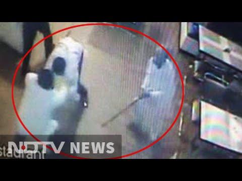 Caught on Camera: Man beaten to death inside Hyderabad restaurant